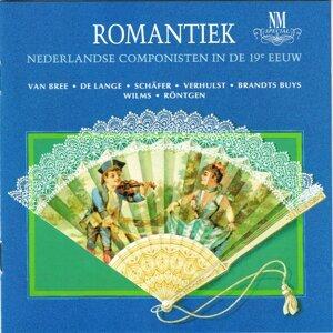 Godfried Hoogeveen, Leo van Doeselaar, Viotta Ensemble Foto artis