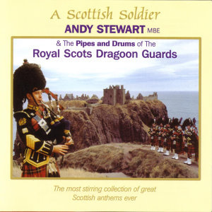 Andy Stewert, The Pipes and Drums of The Royal Scots Dragoon Guards Foto artis