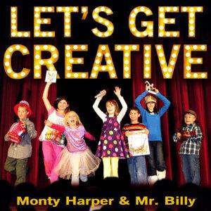 Monty Harper & Mr. Billy Foto artis