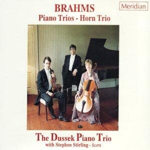 The Dussek Piano Trio, Stephen Stirling Foto artis
