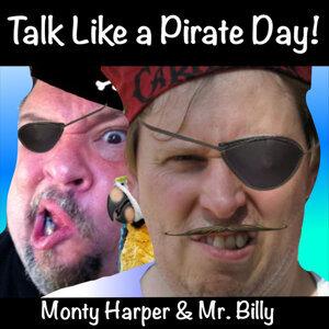 Monty Harper, Mr. Billy Foto artis