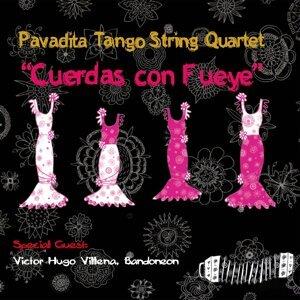 Pavadita Tango String Quartet, Victor Hugo Villena Foto artis