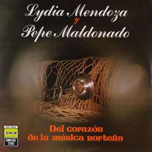 Lydia Mendoza, Pepe Maldonado Foto artis