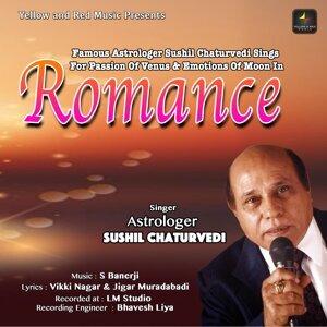 Astrologer Sushil Chaturvedi Foto artis