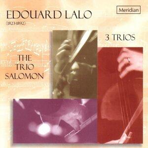 The Trio Salomon Foto artis