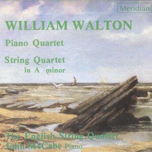 The English String Quartet, John McCabe Foto artis
