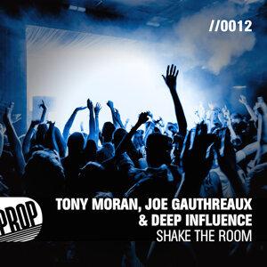 Tony Moran, Joe Gauthreaux, Deep Influence Foto artis
