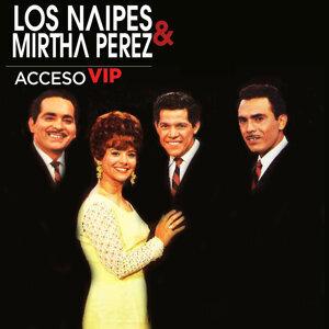 Los Naipes, Mirtha Pérez Foto artis