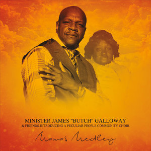 Minister James Butch Galloway Foto artis