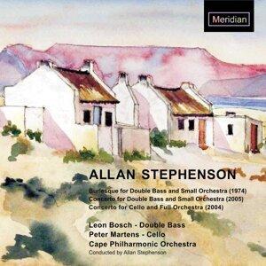 Leon Bosch, Peter Martens, Cape Philharmonic Orchestra Foto artis