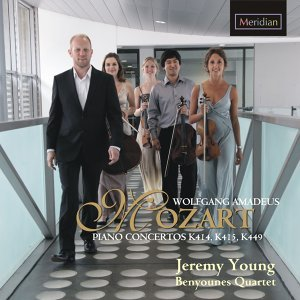 Jeremy Young, Benyounes Quartet Foto artis