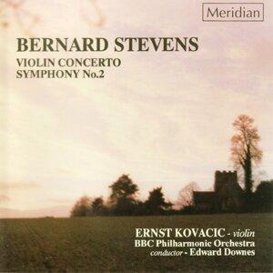 Ernst Kovacic, Edward Downes, BBC Philharmonic Orchestra Foto artis
