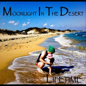 Moonlight in the Desert Foto artis