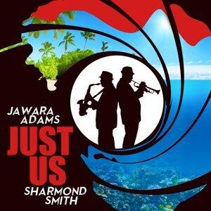 Sharmond Smith, Jawara Adams Foto artis