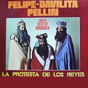 Felipe, Davilita, Pellin Foto artis
