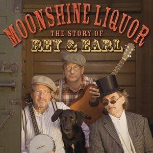Moonshine Liquor Foto artis