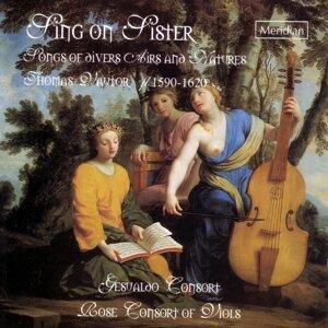 Gesualdo Consort, The Rose Consort of Viols Foto artis
