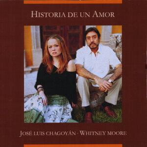 Whitney Moore & Jose Luis Chagoyan Foto artis