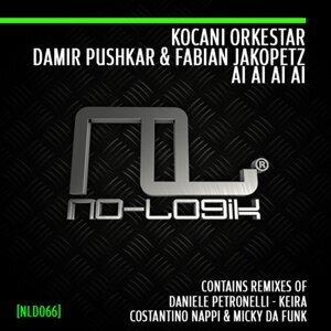 Kocani Orkestar, Damir Pushkar, Fabian Jakopetz Foto artis