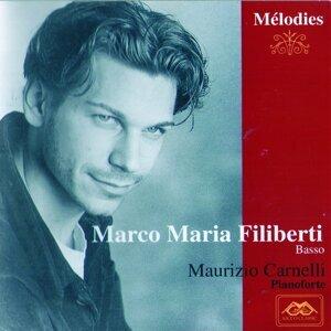 Marco Maria Filiberti, Maurizio Carnelli Foto artis