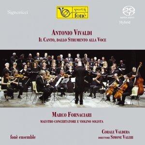 Marco Fornaciari, Fonè Ensemble, Corale Valdera Foto artis