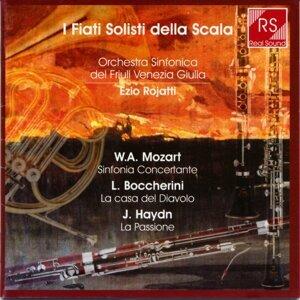 I Fiati Solisti della Scala, Orchestra Sinfonica del Friuli Venezia Giulia, Ezio Rojatti Foto artis