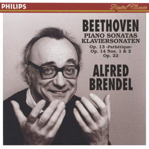 Alfred Brendel Piano