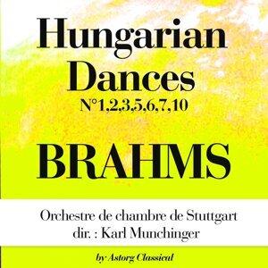 Orchestre Symphonique de Radio Hambourg, Karl Munchinger Foto artis