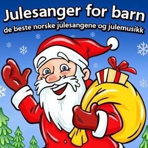 Superstjerne av Julesanger og Julemusikk Foto artis