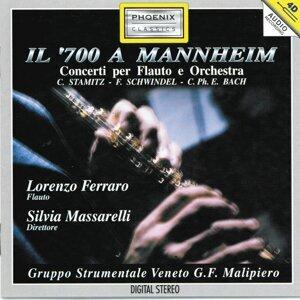 Lorenzo Ferraro, Gruppo srumentale veneto Gian Francesco Malipiero, Silvia Massarelli Foto artis