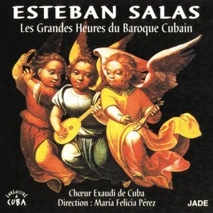 Esteban Salas, Choeur Exaudi de Cuba Foto artis