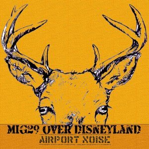 Mig 29 Over Disneyland Foto artis