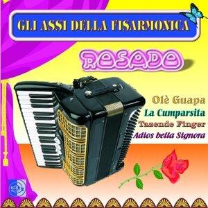 Glia Assi Della Fisarmonica, Rosado Foto artis
