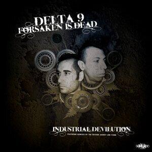 Delta 9, Forsaken Is Dead Foto artis