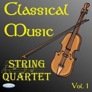 Aleksandra KrCmar I° Violin, Jovanka LetiC Ii° Violin, Jelena FilipoviC Viola, Timea Kalmar Violoncello Foto artis