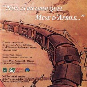 Coro Ana Sez.di Milano, Orchestra Sinfonica Giuseppe Verdi Di Milano Foto artis