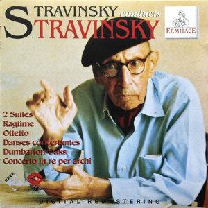Igor Stravinsky, Orchestra Della Radio Televisione Della Svizzera Italiana Foto artis