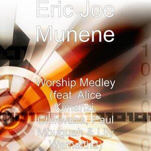 Eric Joe Munene Foto artis