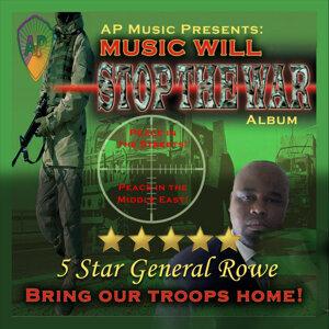 5 Star General Rowe Foto artis