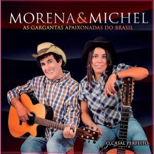 Morena & Michel Foto artis