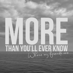 More Than You'll Ever Know Foto artis