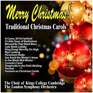 The Choir of Kings College Cambridge feat. The London Symphony Orchestra Foto artis