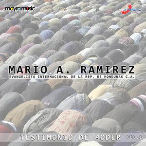 Mario A. Ramirez Foto artis