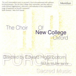 The Choir of New College Oxford, Rufus Muller Foto artis