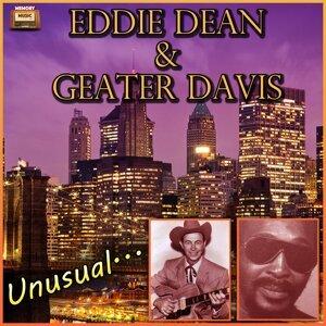 Eddie Dean, Geater Davis Foto artis