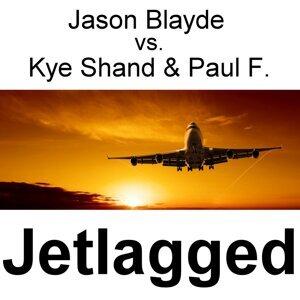 Jason Blayde, Kye Shand, Paul F. Foto artis