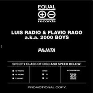 Luis Radio, Flavio Rago Foto artis