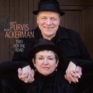 Bob Ackerman, Pam Purvis Foto artis