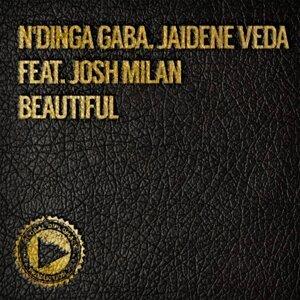 N'Dinga Gaba, Jaidene Veda Foto artis