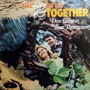 Don Gibson And Sue Thompson Foto artis